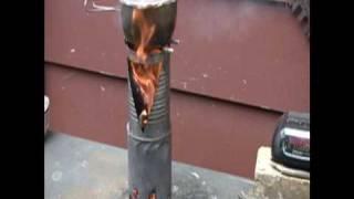 J. Falk Compact Wood Burning Stove