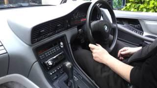 BMW E31 840CI EV Conversion 22 : Revving Up
