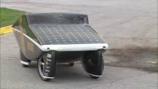 Boiler Bytes: Purdue students build street-legal solar powered car for EcoMarathon