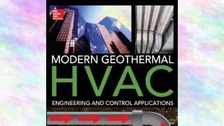 Modern Geothermal Hvac Engineering and Control Applications | Ebook