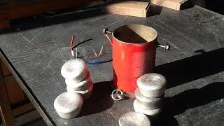 POOR MAN's CRUCIBLE - SIMPLE DIY $0.00 COST - MSFN