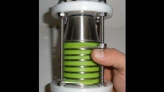 DIY How To Build Your Own HHO / Hydrogen Generator SS Condiment Cup Dry Cell, Full Plan Set
