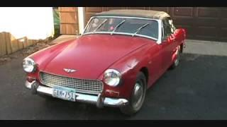 Part 1 - The Ride Home - Austin Healey Sprite EV Conversion - evsprite.com