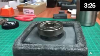 Mechanical energy storage w Quantum Levitation2