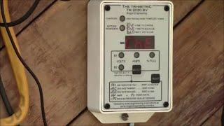 Using a Trimetric Battery Monitor to do Battery Equalization
