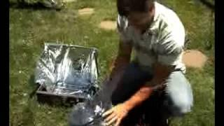 Building a Homemade Solar Oven