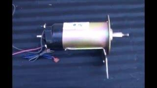 DIY Wind Turbine Part-1 The Motor