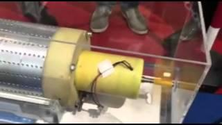 Muammer Yildiz Magnet Motor New