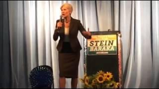 Jill Stein Green New Deal