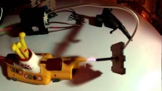 Google NexusQ Nexus7 High Voltage Plasma Arc