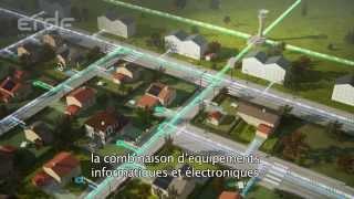 ERDF : SMART GRIDS, la nécessaire mutation du réseau électrique