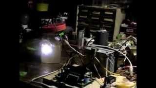 plasma electrolysis