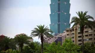 TAIPEI 101 - The World's Tallest Green Building