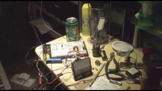 Joule Thief Revisited Pt. 3  3.9V @ .5A (2 Watts)