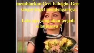 Sinopsis Geet  Episode 52 Rabu 8 Maret 2017,Naintara Ancam Geet Tak Akan Hidup Bahagia