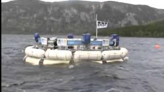 AWS Ocean Energy - AWS-III The story so far...