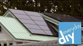 Home Solar Basics -- Buildipedia DIY