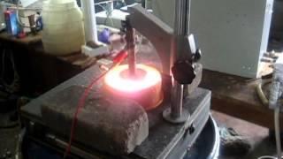 Плазменный электролиз.Plasma electrolysis.