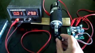 6V-90V 15A PWM DC Motor Speed Controller
