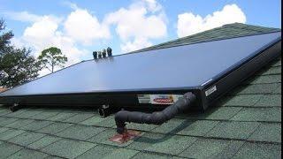 Homewise - Solene Solar Hot Water Heater