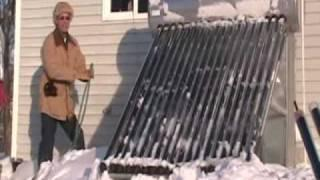 Do it Yourself: Compact Solar Water Heater Maintenance