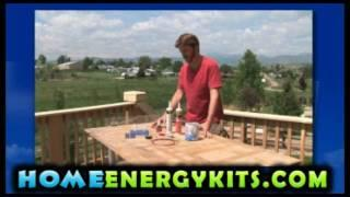 Eliminate Those Pesky Power Bills With DIY Homemade Renewable Energy