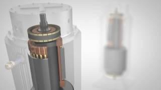 VYCON VDC Kinetic Energy Storage System