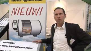 HR Solar - De liggende boiler