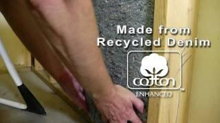 Learn how UltraTouch Denim Insulation can help lower your bills!