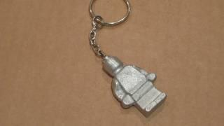 Metal Casting at Home Part 23 Lego, Cuttlefish & Potato