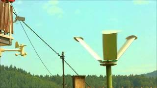 V Rotor V-A-W-T / C - Rotor /  H - Rotor / energie / windkraft / windrad / Darrieus