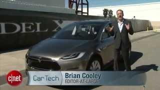 Best electric SUV Tesla Model X 20%-30% Fuel Saving www.CelticTIGER.ie
