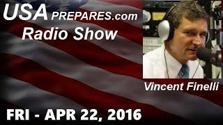 USA Prepares Show (AUDIO) Friday 4/22/16: IronEdison.com - Solar System design
