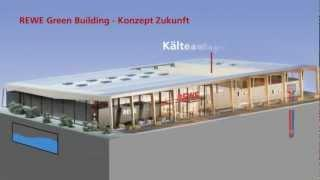 REWE Green Building - Konzept Zukunft