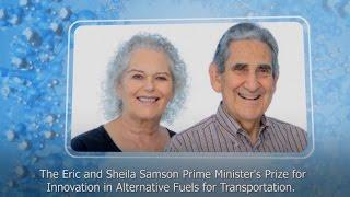The Samson Prime Minister's Prize for Innovation in Alternative Fuels for Transportation 2016