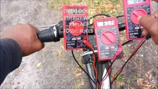 SELF CHARGER E-BIKE