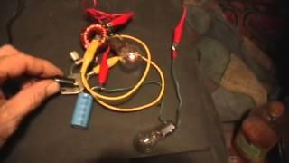 Joule Thief: Gnino's Circuit