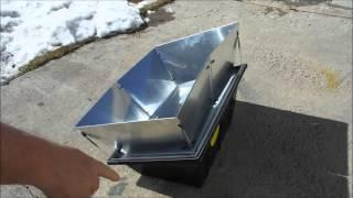 Solar Oven Cooker Review- The Solavore Sport