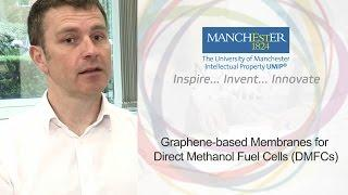 UMIP video flyer: Graphene-Based Membranes for Direct Methanol Fuel Cells.