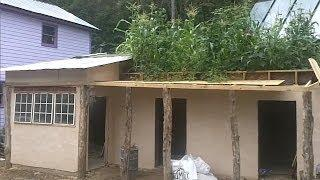 $12,000 Tiny House Earthship w/ Roof Top Garden - Off Grid Tiny Home!!!