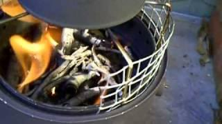 Large Bushwacker Stove.avi