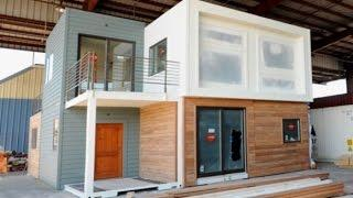 Prefab Shipping Container Homes  Tx