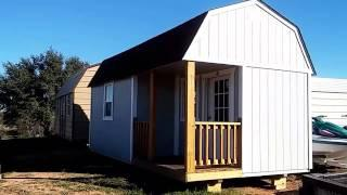 Tiny Home/Portable Building House...off grid living...