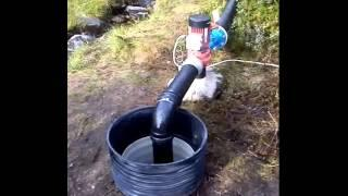 homemade hydropower