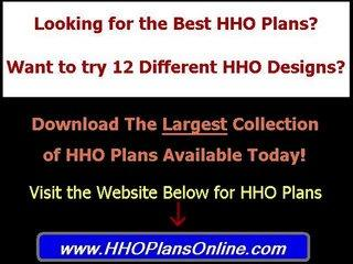Dry Cell HHO Generator Plans Hydrogen DryCell Kit