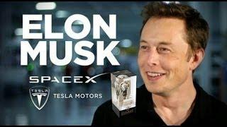 Tesla Motors Elon Musk to Receive Edison Award