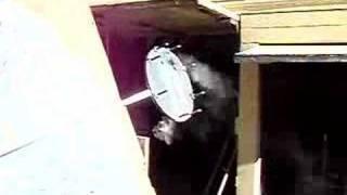 Solar Boiler Test 2
