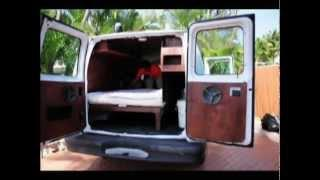 Magic Bus- A cargo van conversion.wmv