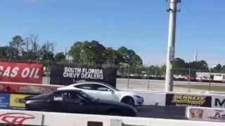 Tesla vs Lawless EV Racing Porsche 944 Electric conversion