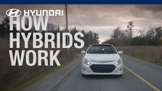 How Hybrid Vehicles Work | Hyundai Canada